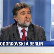BFM Story: Mikhaïl Khodorkovski est arrivé à Berlin