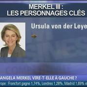 Angela Merkel vire-t-elle à gauche?, dans Les décodeurs de l'éco 2/5