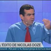 Nicolas Doze: Revirement politique: C'est tout simplement Noël