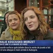 Municipales à Paris : NKM répond aux attaques