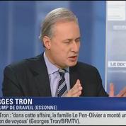 BFM Story: accusations de viol: Georges Tron obtient un non-lieu, après deux ans de lutte