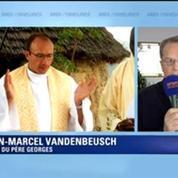 L'oncle du père Georges, prêtre français libéré, exprime sa grande joie