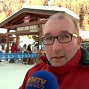 Michael Schumacher: l'émotion à la station de Méribel