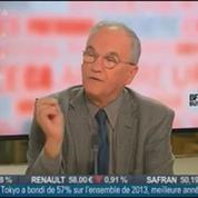 Gilles Carrez, président de la commission des Finances de l'Assemblée Nationale, dans Le Grand Journal 3/4