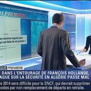 Politique Première: François Hollande blague sur la sécurité en Algérie