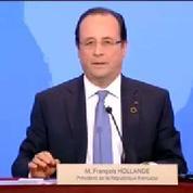 Centrafrique : François Hollande annonce le déploiement de plus de soldats que prévu