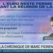 Marc Fiorentino: L'euro est devenue une monnaie trop forte aujourd'hui