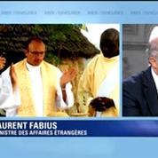 Laurent Fabius: le père Georges est en bonne forme physique