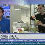 Champs Elysées: pour le meilleur et pour le pire ? dans Les décodeurs de l'éco 1/4