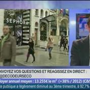 Champs Elysées: pour le meilleur et pour le pire ? dans Les décodeurs de l'éco 3/4