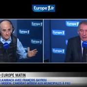 François Bayrou à Pau :