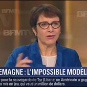 Le Soir BFM: la grande coalition en Allemagne: est-il impossible de s'en inspirer? 2/3 corrigé