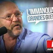 Chômage : Serge Dufoulon à Claude Goasguen, Vous baissez la culotte devant les americains!