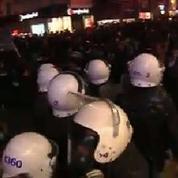 Turquie: la place Taksim à nouveau occupée