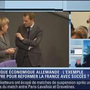 Nicole Bacharan et André Bercoff: le face à face de Nathalie Levy