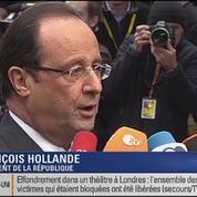 Le Soir BFM: Sommet européen à Bruxelles: Hollande veut un coup de pouce financier pour l'opération Sangaris 1/4