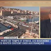 L'Éco du soir: les embouteillages coûtent-ils cher aux foyers français?