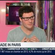 Made in Paris: Hugo Lussato, Wistiki, dans Paris est à vous –