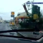 La Réunion dévastée après le passage du cyclone Bejisa
