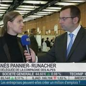 Investir dans les valeurs moyennes ?: Agnès Pannier-Runacher, dans Intégrale Placements 2/2