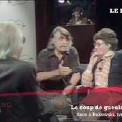 Quand Cavanna menaçait Bukowski de lui mettre son poing