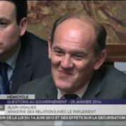 Assemblée : un député UMP accusé de puiser ses informations sur le site d'Alain Soral