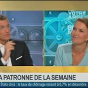 AuFeminin.com: Marie-Laure Sauty de Chalon, dans C'est votre argent 3/5