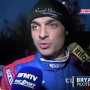 Rallye de Monte-Carlo / Bouffier en tête, Ogier 4ème