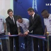 Le PSG inaugure sa première boutique au Qatar
