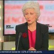 Marie-Claire Capobianco, responsable de la banque de détail en France de BNP Paribas, dans Le Grand Journal 2/4