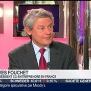 Made in Paris: Yves Fouchet, CCI Entreprendre en France, dans Paris est à vous –