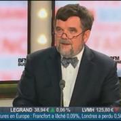 Pierre Antoine Gailly, président de la Chambre de Commerce et d'Industrie de la région Paris Ile-de-France, dans Le Grand Journal 3/4