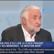 Loïk Le Floch-Prigent: l'invité de Ruth Elkrief