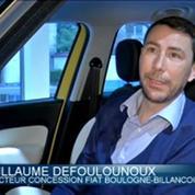 Bilan des ventes de voitures: Fiat en mauvaise posture