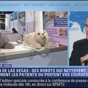 Culture Geek: Les Robots, stars du CES de Las Vegas
