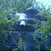 Moselle: mystérieuse disparition du char de Xouaxange