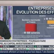 Transmission d'entreprise: pourquoi utiliser le capital-investissement?: Eric Dejoie, dans Intégrale Placements