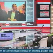 Jean-Pierre Nadir, président d'Easyvoyage.com, dans Le Grand Journal – 4/4