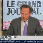 Pierre-Olivier Sur, bâtonnier de Paris, dans Le Grand Journal – 3/4