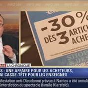 L'Éco du soir: les enjeux économiques des soldes pour les commerçants français