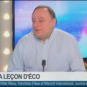 Jean-Marc Daniel: En tant que responsable d'entreprise, il faut faire des profits