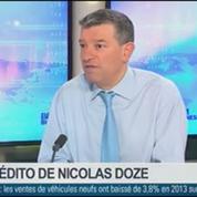 Nicolas Doze: Comment éviter de basculer en déflation?
