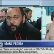 Jean-Marc Fedida: L'invité de Ruth Elkrief