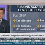 Fusions-acquisitions: comment investir en bourse ?: Cédric Chaboud, dans Intégrale Placements