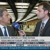 Perspectives pour l'année 2014: Philippe Oddo, dans Intégrale Bourse