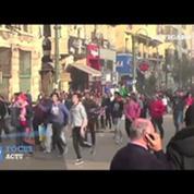 Nouveaux heurts en Egypte, trois ans après la révolution