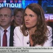 BFM Politique: L'interview d'Aurélie Filippetti par Anna Cabana du Point 3/6