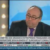 Les perspectives des grandes entreprises françaises pour 2014: Gilles Bonnenfant, dans Intégrale Bourse –
