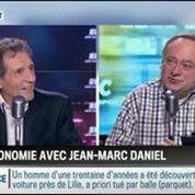 Le rendez-vous éco : Jean-Marc Daniel