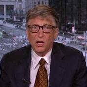 Bill Gates addresses the challenge of balancing the goals of protecting privacy and fighting terrorism